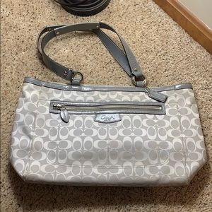 Large Coach Tote